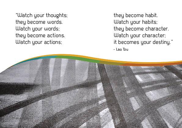 Booklet - Mindfull mind