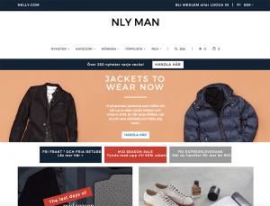 nly man web page